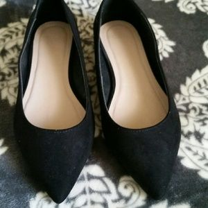 Asos pointed toe flats